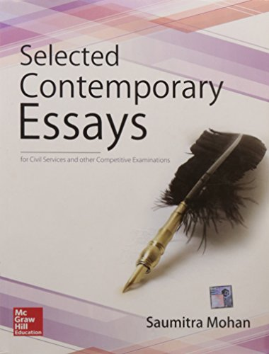 Selected Contemporary Essays