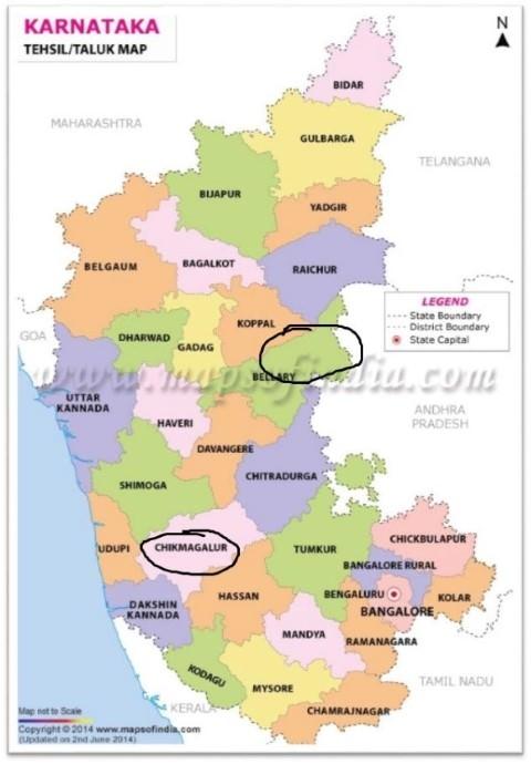 Iron Ore in Karnataka