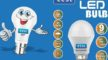 DELP (UJALA) Scheme – Comparison: LED – CFL – Incandescent Bulb