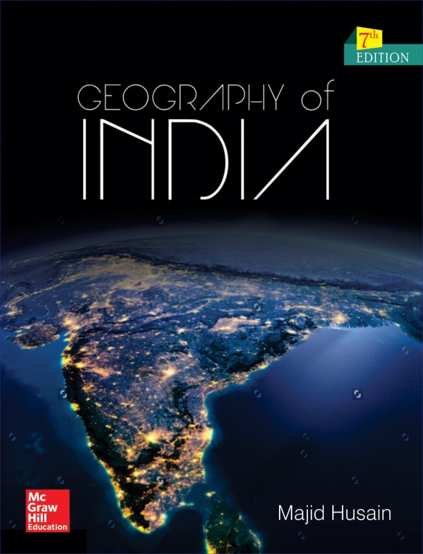 Geography of India Seventh Edition(English, Paperback, Majid Husain)