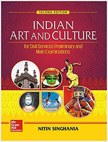 Indian Art and Culture by Nitin Singhania | PMF IAS