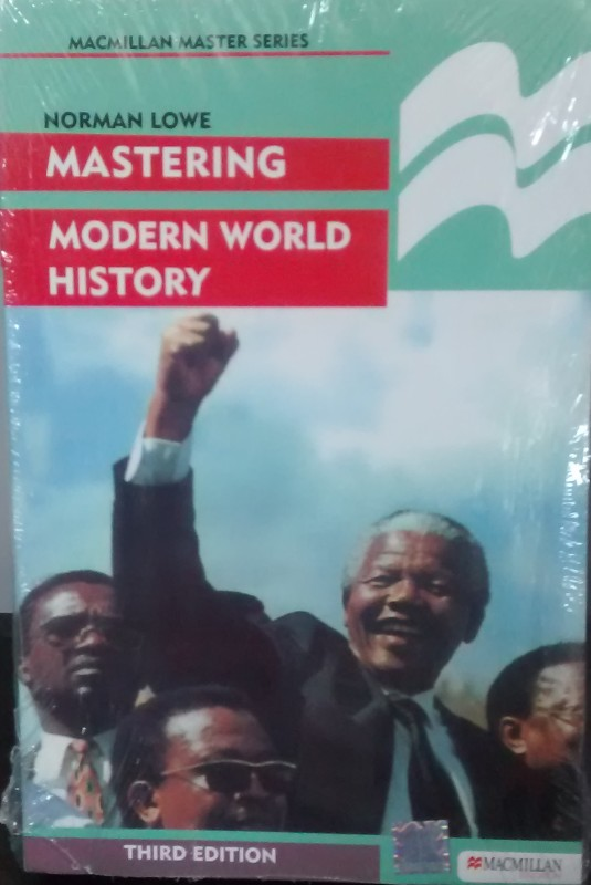 Mastering Modern World History 3rd Edition(English, Paperback, Norman Lowe)