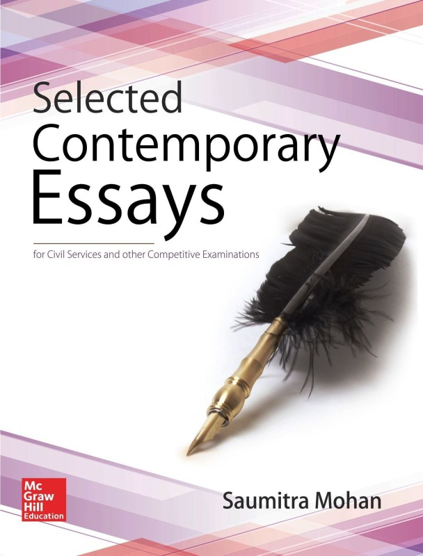 Selected Contemporary Essays(English, Paperback, Saumitra Mohan)