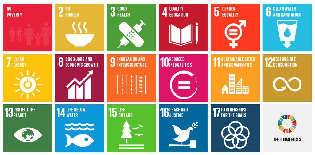 2030 Agenda – Sustainable Development Goals (SDGs)