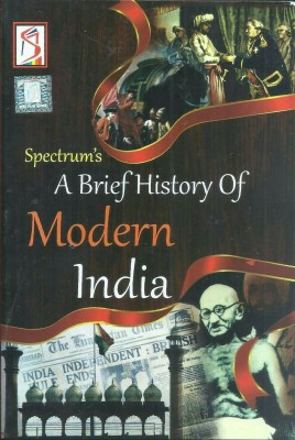A Brief History of Modern India(English, Paperback, Ahir Rajiv)