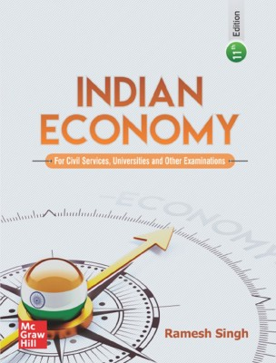 Indian Economy, 11th edition(engilsh, Paperback, Ramesh Singh, Nitin SINGHANA)