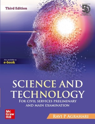 Science and Technology for General Studies Preliminary and Main Examination, 3/e(English, Paperback, Ravi Agrahari)