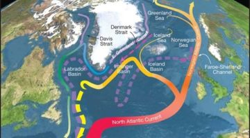 Atlantic Meridional Overturning Circulation (AMOC)