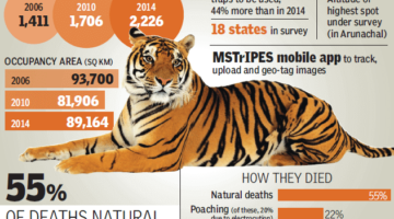 2018 Tiger census