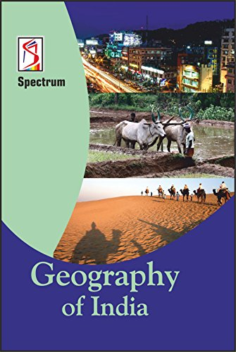 Geography of India (2019-2020 Examination)