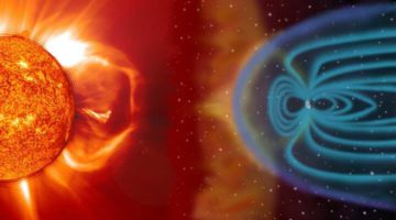 Earth's Magnetic Field Earth's magnetosphere