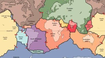 Plate Tectonics - Plate Boundaries