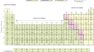 Elements - NCERT - Modern Periodic Table
